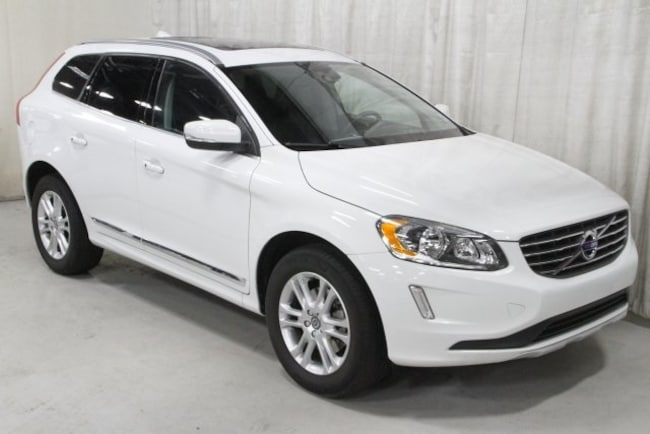 Used 2016 Volvo XC60 T5 Premier SUV For Sale Des Moines, IA