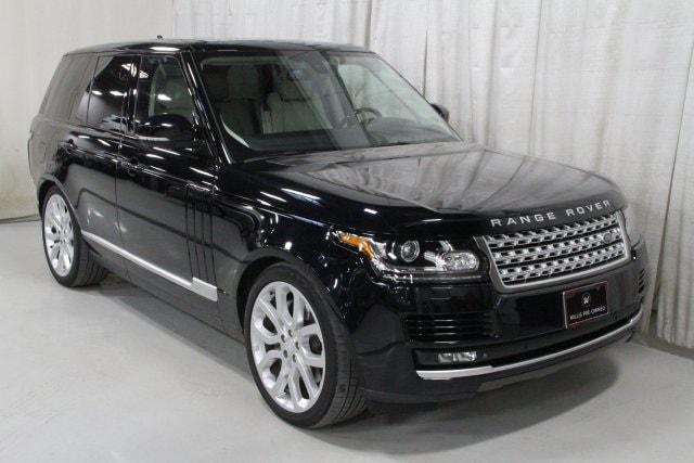 2015 Land Rover Range Rover 5.0L V8 Supercharged SUV
