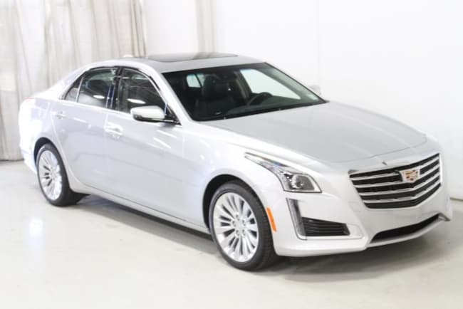 New 2019 CADILLAC CTS For Sale | Des Moines IA