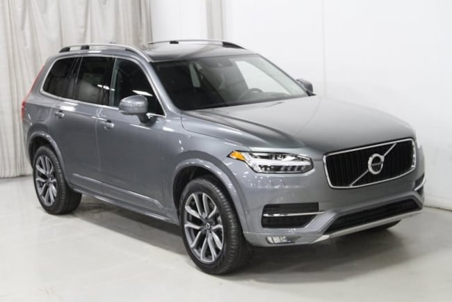 New 2019 Volvo XC90 T5 Momentum SUV V197065 in Des Moines, IA
