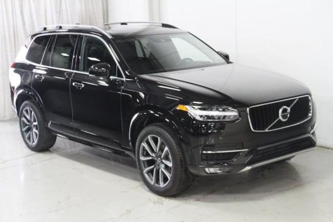 New 2019 Volvo XC90 T6 Momentum SUV V197034 Des Moines, IA
