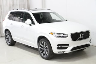New 2019 Volvo XC90 T6 Momentum SUV V197025 in Des Moines, IA