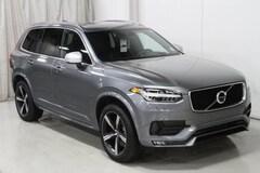 New 2019 Volvo XC90 T6 R-Design SUV V197077 in Des Moines, IA