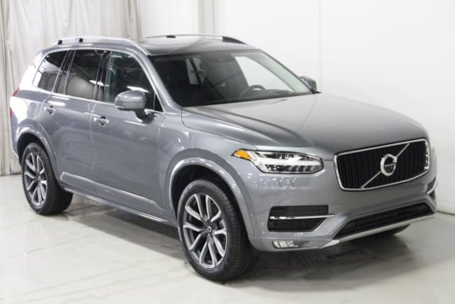 New 2019 Volvo XC90 T5 Momentum SUV V197075 in Des Moines, IA