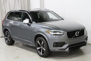 New 2019 Volvo XC90 T6 R-Design SUV V197015 in Des Moines, IA