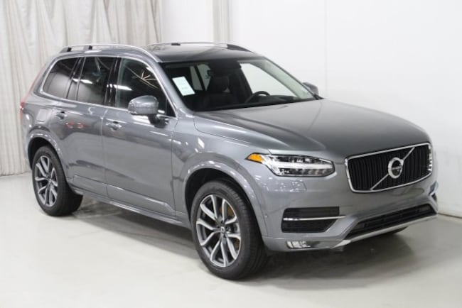New 2019 Volvo XC90 T6 Momentum SUV V197058 in Des Moines, IA