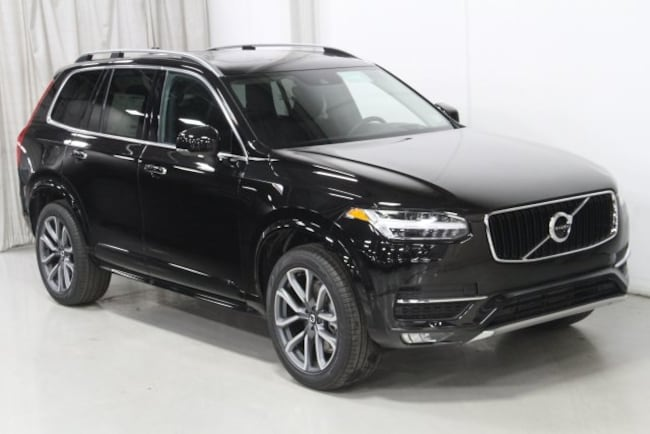 New 2019 Volvo XC90 T6 Momentum SUV V197035 in Des Moines, IA