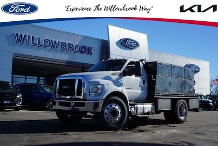 2016 Ford F-650 Chassis Cab Base Truck