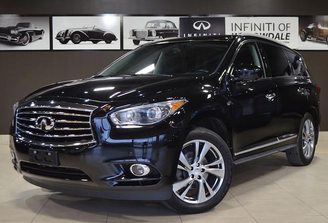 2015 INFINITI QX60 Tech, Adaptive cruise, Blind Spot, DVD, Lane dep SUV