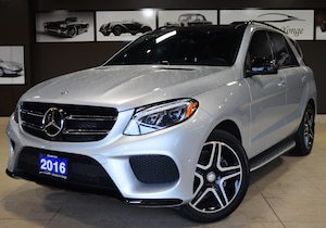 2016 Mercedes-Benz GLE 350d 4MATIC AMG SPORTS PACKAGE/NAVIGATION