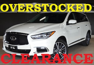 2019 INFINITI QX60 Pro-Active, DVD, CPO from 4.9% & CPO Warranty INCL