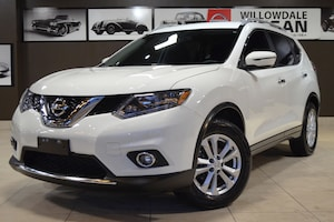 2016 Nissan Rogue SV FWD- BACKUP CAM/CPO AVAILABLE