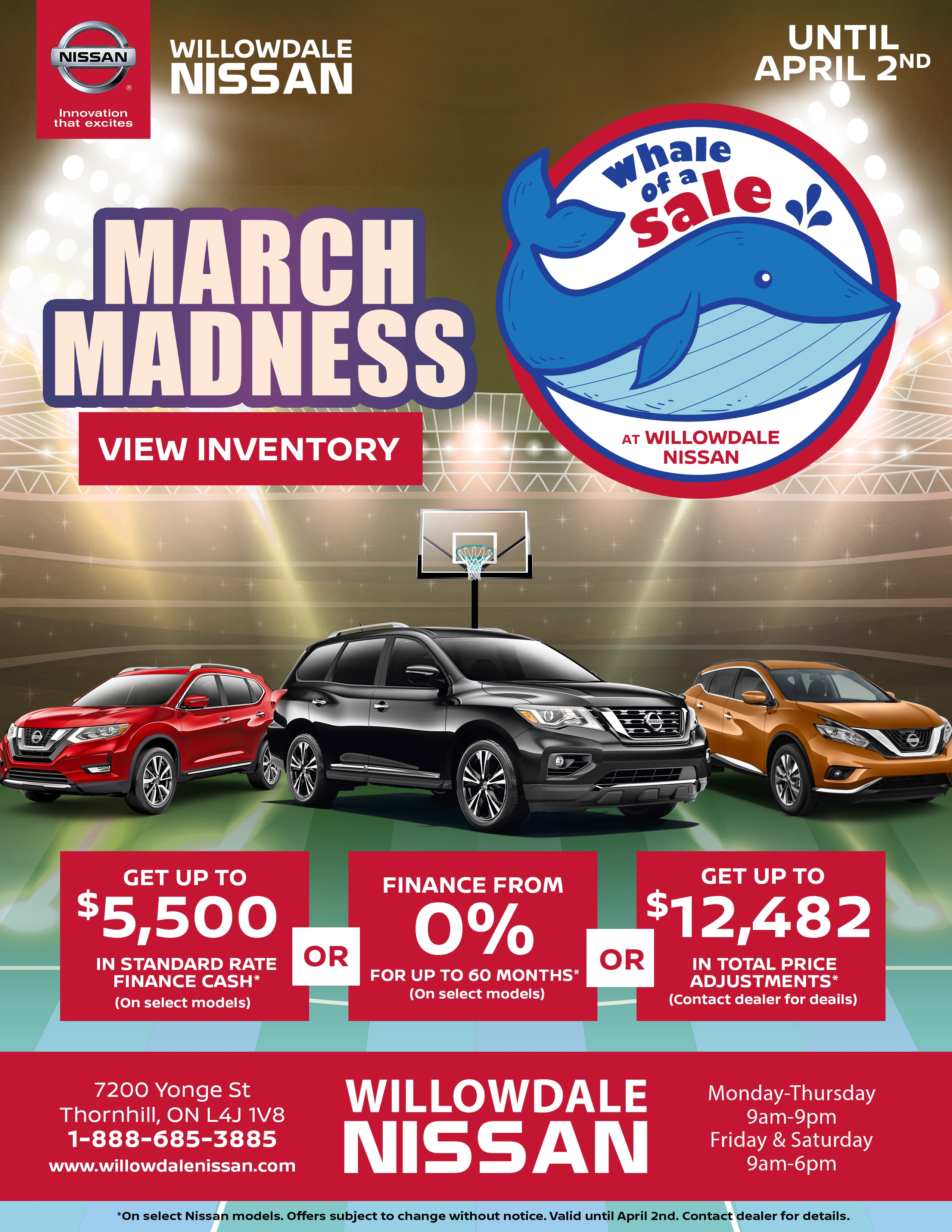 nissan auto specials all conditions new show offers event bonus used htm conquer