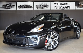 2017 Nissan 370Z Sport Touring w/Bordeaux Top / CPO AVAILABLE Convertible