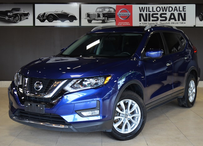 Nissan Rogue 7 Seater >> Used 2017 Nissan Rogue For Sale at WILLOWDALE NISSAN | VIN ...