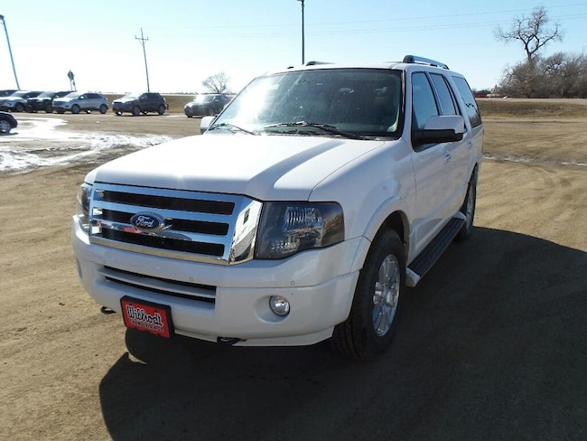 2013 Ford Expedition Limited 4WD  Limited