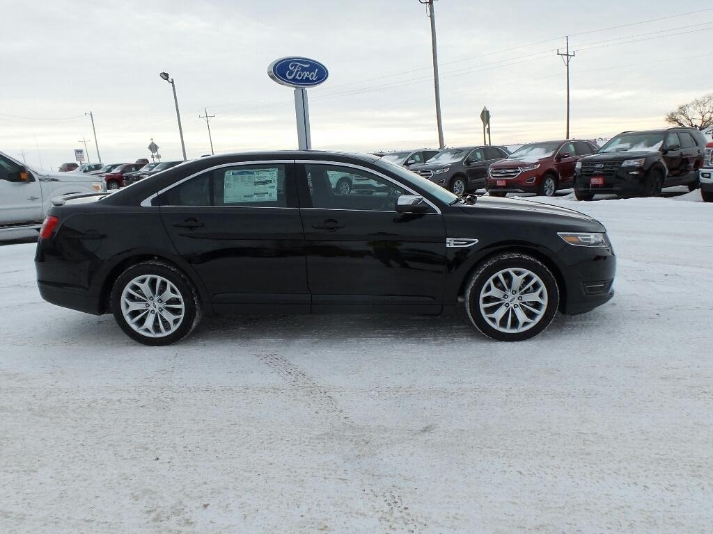 2018 Ford Taurus Limited Limited AWD