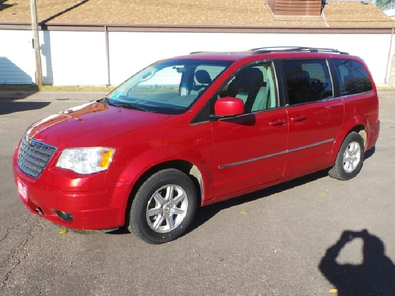 2009 Chrysler Town & Country Touring Wagon