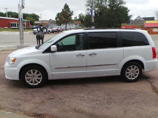 Used 2016 Chrysler Town Country Touring For Sale Mitchell