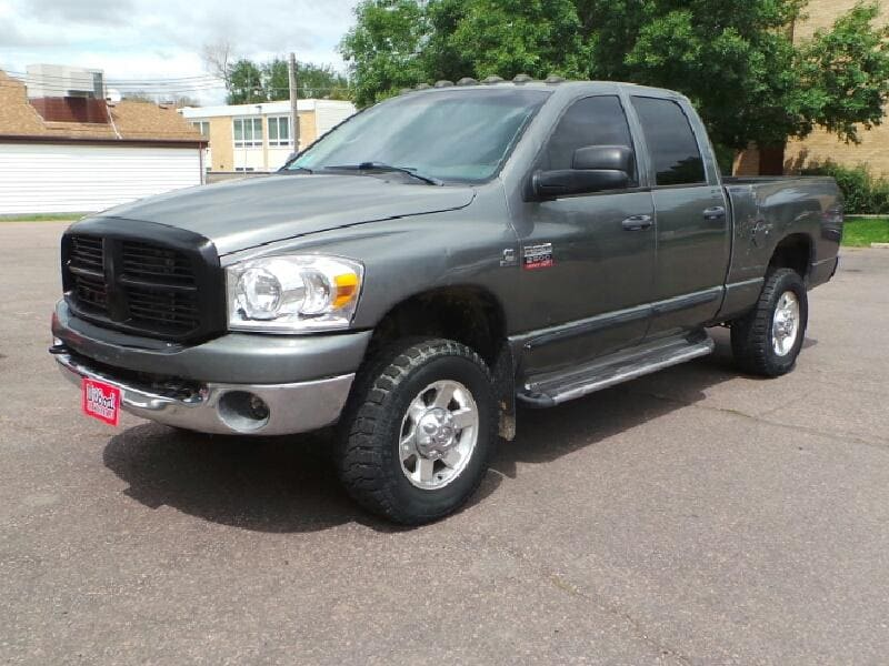 2007 Dodge Ram 2500 SLT/TRX4 Off Road/Sport/Power Wagon Truck Quad Cab