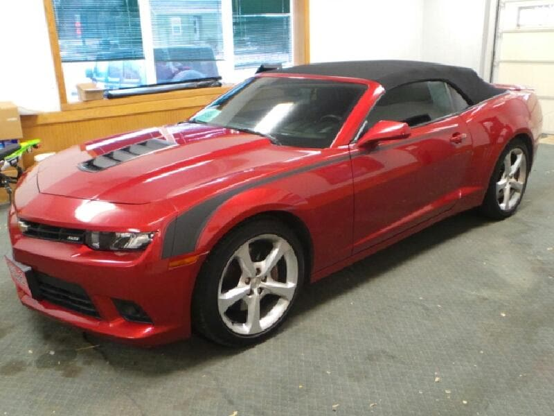 Used 2015 Chevrolet Camaro SS w/2SS For Sale | Mitchell