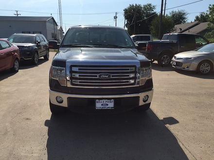 2014 Ford F-150 Lariat 2WD SuperCrew 145 Lariat