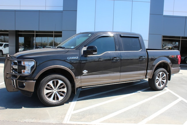 2015 Ford F-150 King Ranch Truck SuperCrew Cab