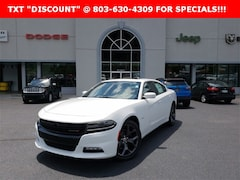 New 2018 Dodge Charger R/T RWD Sedan for sale near Columbia, SC