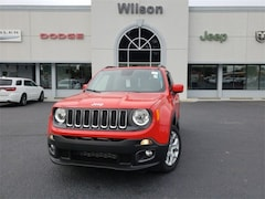 New 2018 Jeep Renegade LATITUDE 4X2 Sport Utility for sale near Columbia, SC