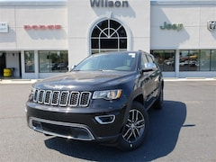 New 2018 Jeep Grand Cherokee LIMITED 4X2 Sport Utility for sale near Columbia, SC