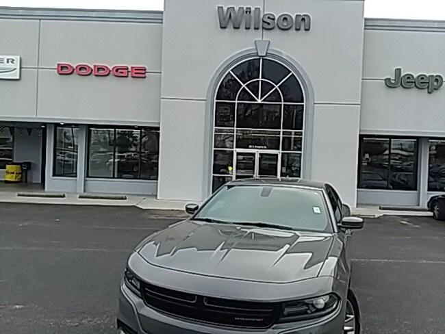 2018 Dodge Charger SXT Plus Sedan