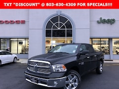 New 2018 Ram 1500 BIG HORN CREW CAB 4X2 5'7 BOX Crew Cab for sale near Columbia, SC