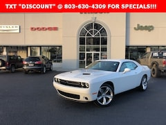 New 2018 Dodge Challenger SXT Coupe for sale near Columbia, SC