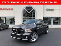 New 2018 Ram 1500 EXPRESS CREW CAB 4X2 5'7 BOX Crew Cab for sale near Columbia, SC