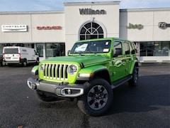 New 2019 Jeep Wrangler UNLIMITED SAHARA 4X4 Sport Utility for sale near Columbia, SC