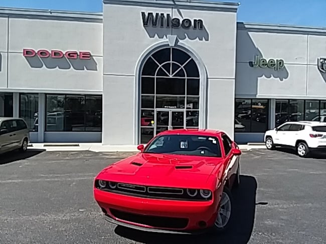 Dodge Dealership Columbia Sc >> New Dodge Challenger Coupe Near Columbia Sc The Wilson Way The Only Way To Buy 2c3cdzag0kh620495