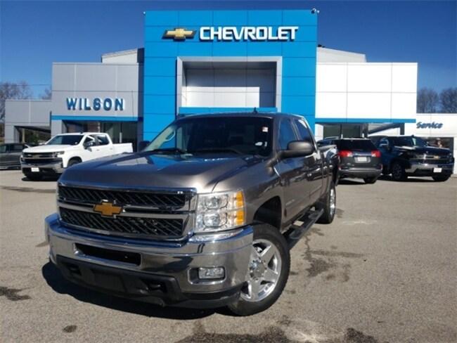 2013 Chevrolet Silverado 2500HD LT Truck Crew Cab