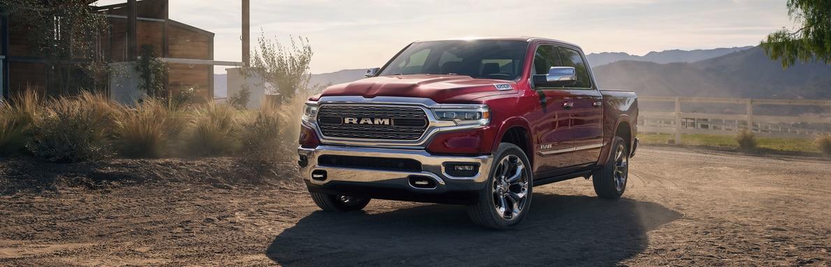 New Ram 1500 Trucks For Sale Shop Near Columbia Rock Hill Sc