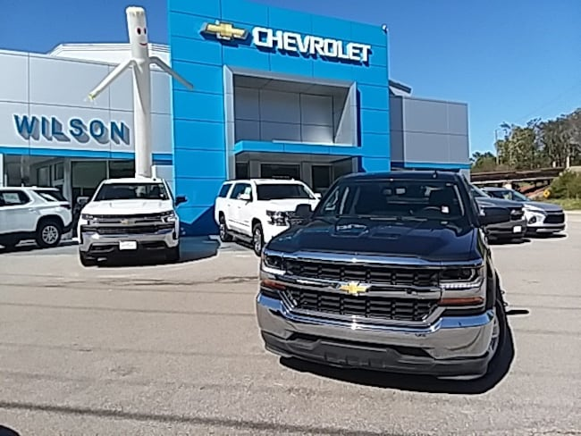 2019 Chevrolet Silverado 1500 LD LT w/1LT Truck Double Cab