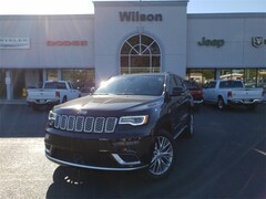 New 2018 Jeep Grand Cherokee SUMMIT 4X4 Sport Utility for sale near Columbia, SC
