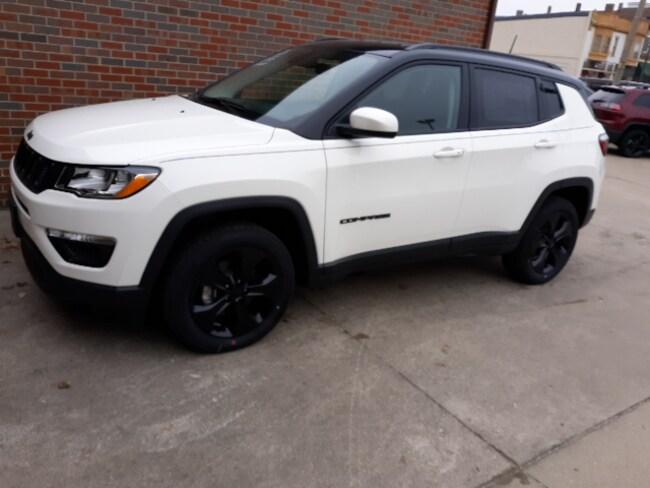 New 2019 Jeep Compass ALTITUDE 4X4 Sport Utility for sale in Clinton, IL