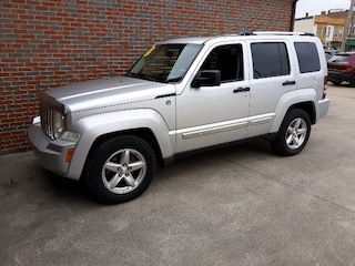 Used 2008 Jeep Liberty Limited Edition SUV 4x4 Automatic 1J8GN58K58W100308 For sale in Clinton, IL