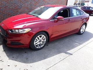 Used 2016 Ford Fusion SE Sedan Front-wheel Drive Automatic 3FA6P0H72GR255983 For sale in Clinton, IL