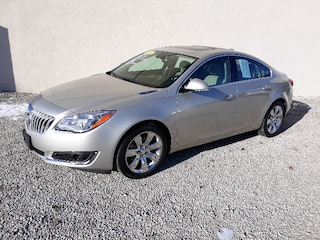 Used 2015 Buick Regal Turbo Sedan Front-wheel Drive 6-Speed Automatic For sale in Clinton, IL