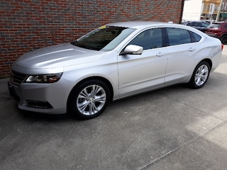 Used 2015 Chevrolet Impala LT w/2LT Sedan Front-wheel Drive Automatic 2G1125S38F9270927 For sale in Clinton, IL