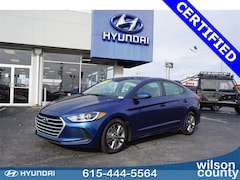 Used 2018 Hyundai Elantra SEL Sedan 20H818A in Lebanon, TN