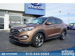 2016 Hyundai Tucson Limited SUV D1550