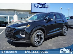 New 2019 Hyundai Santa Fe Ultimate 2.0T SUV in Lebanon, TN