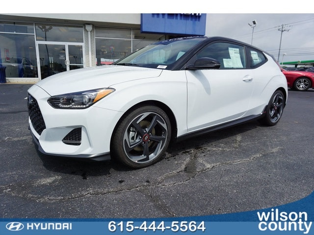New 2019 Hyundai Veloster For Sale in Lebanon TN | Near