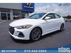 New 2018 Hyundai Elantra Sport Sedan in Lebanon, TN